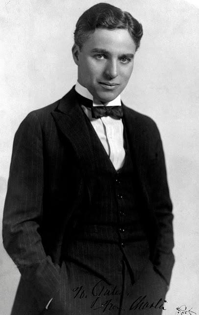 фото Чарли Чаплина