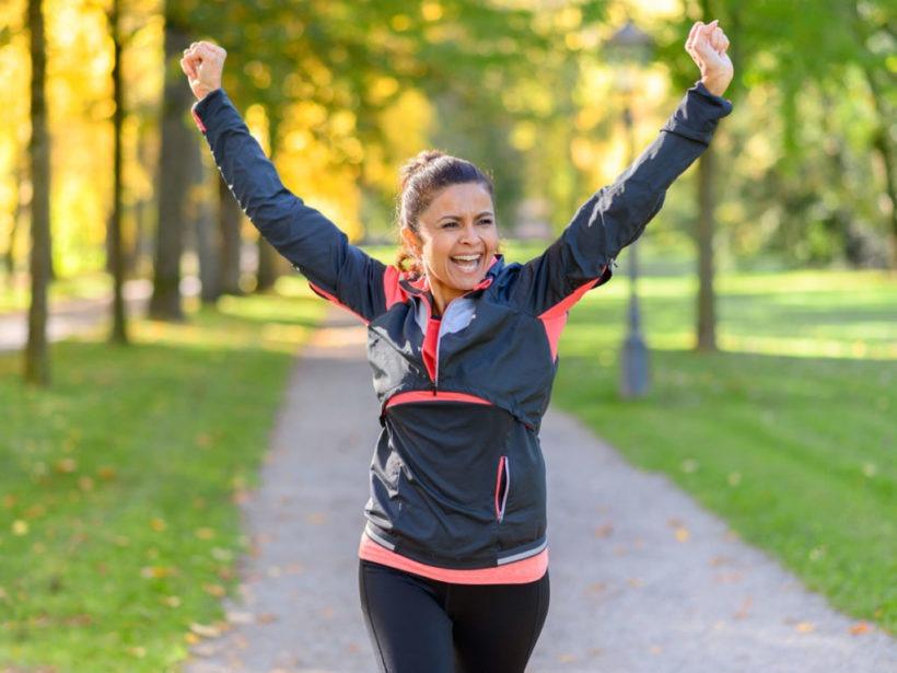 Польза бега для женщины
