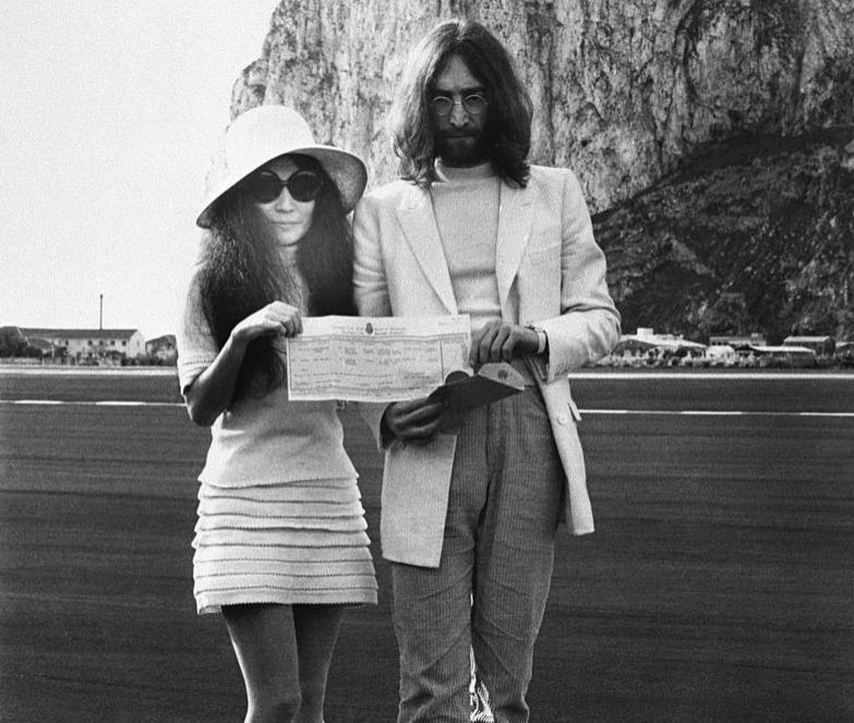 Джон Леннон, Йоко Оно